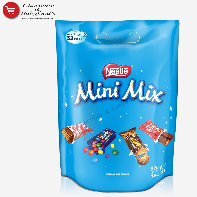 Nestle Mini Mix