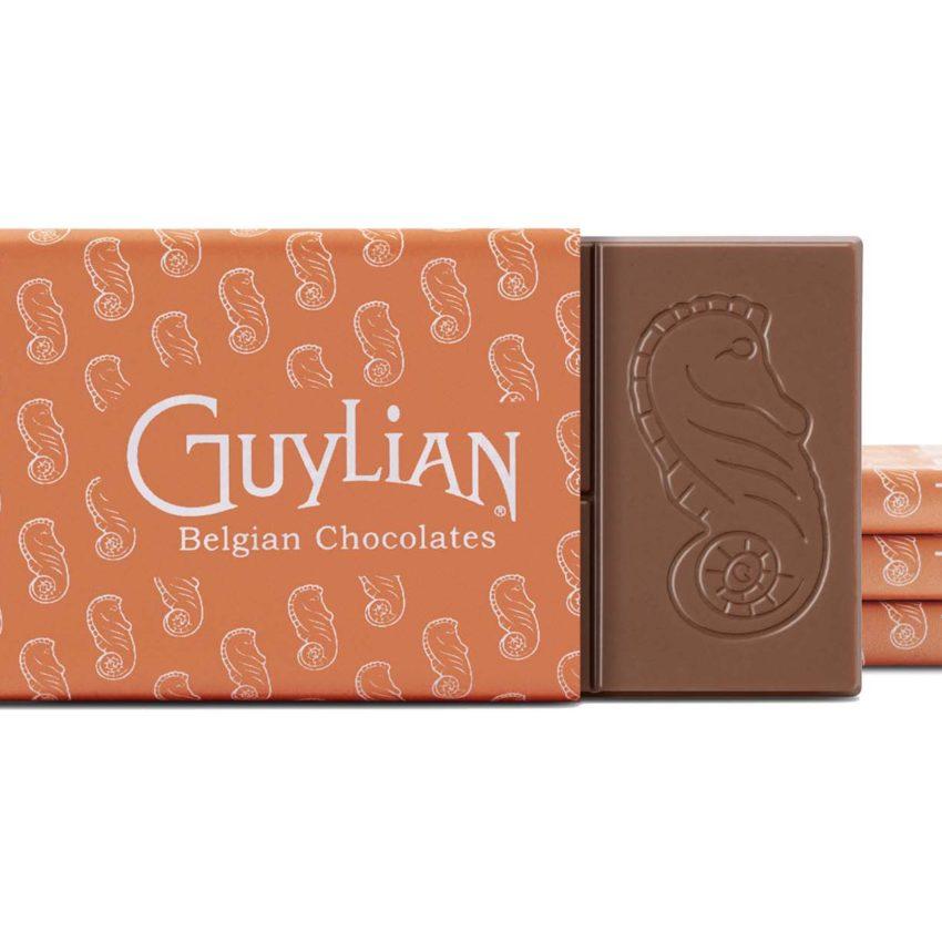 Guylian Belgian Chocolate Bar Salted Caramel