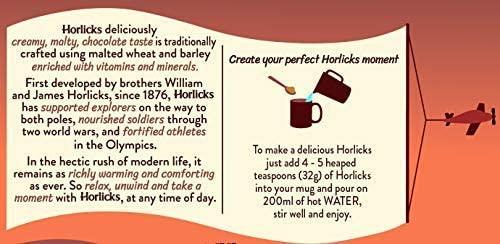 Horlicks Chocolate Hot Malty Goodness 500g