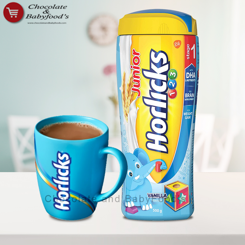 Junior Horlicks Stage 1 for 1-3 years