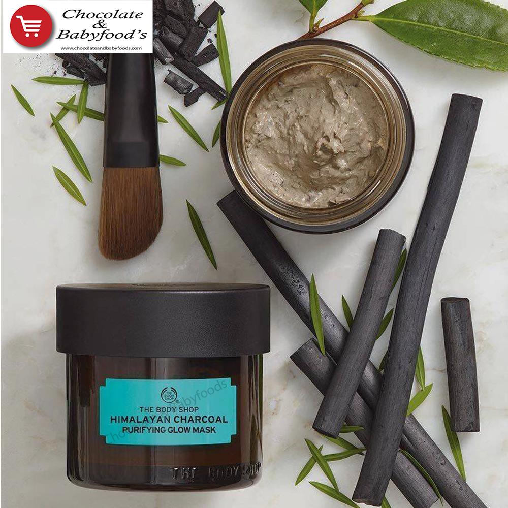 The Body Shop Himalayan Charcoal Purifying Glow Musk 75ml