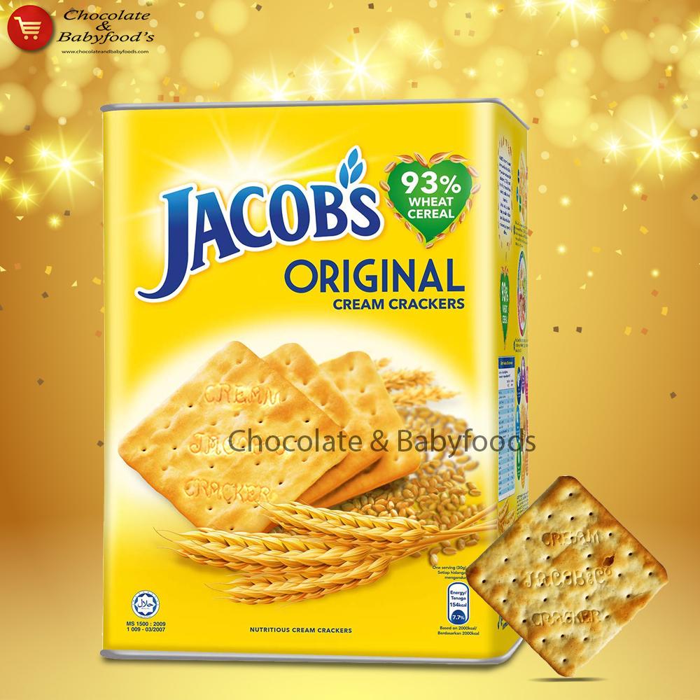 Jacob's Original Cream Crackers 700g