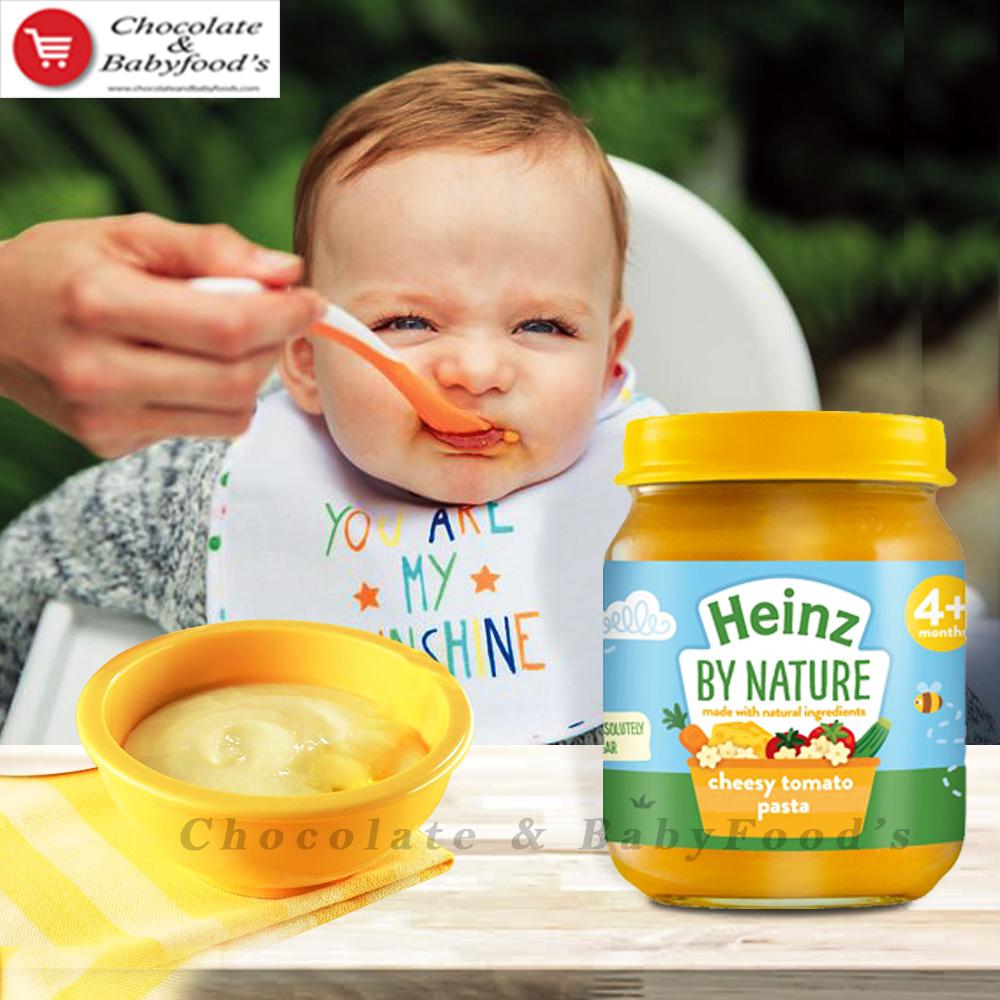 Heinz Cheesy Tomato Pasta 120gm