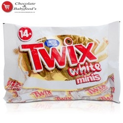 Twix White Minis 14pcs pack