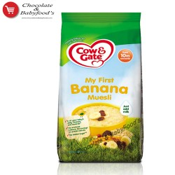 Cow & Gate my first Banana muesli 10+ mnth