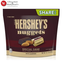 Hershey's Nuggets Special Dark With Almond