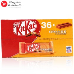 Kit kat 2 fingers Orange