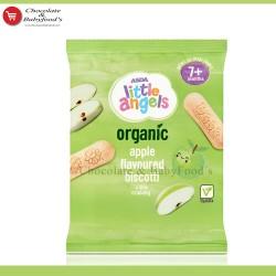 Asda Little Angels Apple Flavoured Biscotti from 7+ months