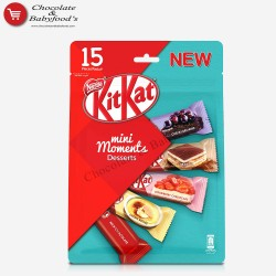 KitKat Mini Moment Desserts 15pc's pack
