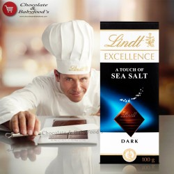 Lindt A Touch Of Sea Salt Dark Chocolate