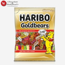 Haribo Gold Bears Share bag Gummy Candy 160g