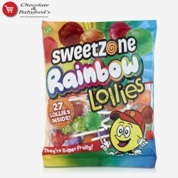 Sweetzone Rainbow Lollies