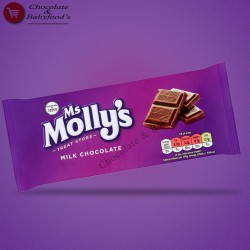 Tesco Ms Molly's Milk Chocolate Bar