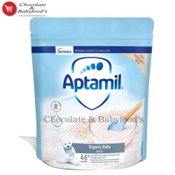 Aptamil Organic Baby Rice 4 to 6+ month