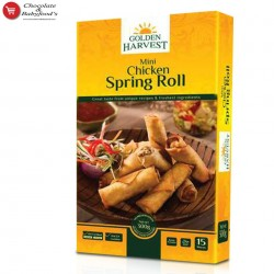 Golden Harvest Mini Chicken Spring Roll 300gm