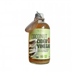 Agrilife Organic Coconut Cider Vinegar 480ml