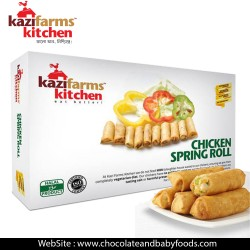 Kazi Farms Kitchen Chicken Spring Roll