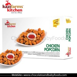 Kazi Farms Kitchen Chicken Popcorn