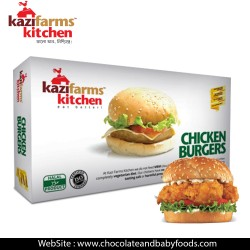 Kazi Farms Kitchen Chicken Burgers