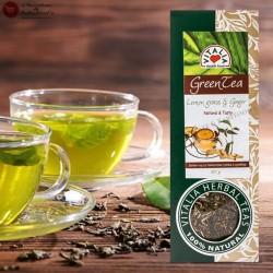 Vitalia Green Tea with Lemon Grass & Ginger