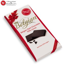 Belgian Dark Chocolate 70% Cocoa
