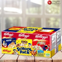 Kellogg's School Pack