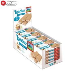 Loacker Milk Wafer 24 pc's Box