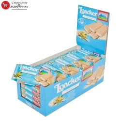 Loacker Vanilla Wafer 24 pc's Box