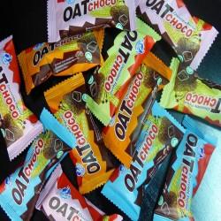 TwinFish Oat Choco ChocolateFlavor