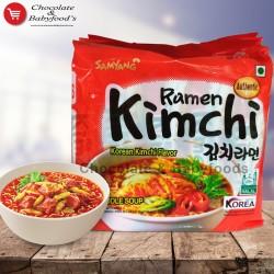 Samyang Ramen Kimchi Noodles