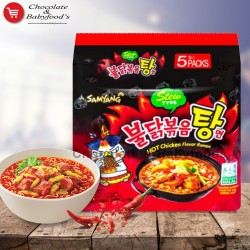 Samyang Hot Chicken Flavor Ramen