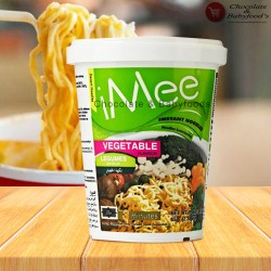 Imee Vegetable Flavor Cup Noodles