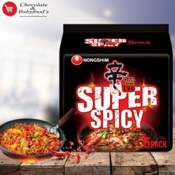 Nongshin Super Spicy