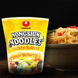 Nongshim Noodles Chicken Flavour