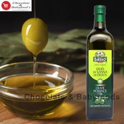 Basso Olive Pomace Oil 1Litter