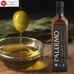 Palermo Organic Extra Virgin Olive Oil 1000ml