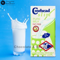 Cowhead Slim Fat Free Pure Milk 1litter