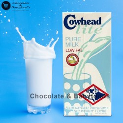 Cowhead Lite  Pure Milk Low Fat  1litter
