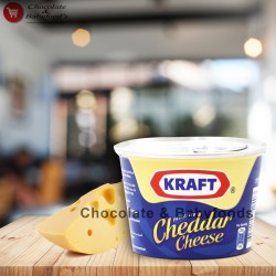 Kraft Processed Cheddar Cheese 190gm