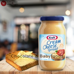 Kraft Cream Cheese Spread Cheddar 250gm
