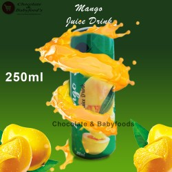 Mr. Shammi Mango Juice Drink 250ml