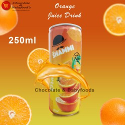 Mr. Shammi Orange Juice Drink 250ml