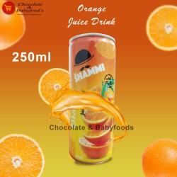 Mr. Sammi Orange Juice Drink 250ml