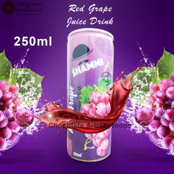 Mr. Shammi Red Grape Juice Drink 250ml