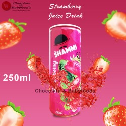 Mr. Sammi Strawberry Juice Drink 250ml