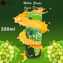 Mr. Shammi White Grape Juice Drink 250ml