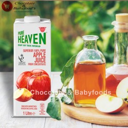 Pure Haven Superior 100% Pure Apple Juice 1litter