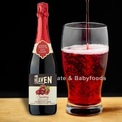 Pure Haven 100% Red Grape Celebration Drink 750ml