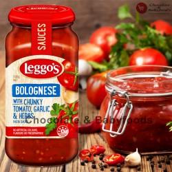Leggo's with Chunky Tomato, Garlic & Herbs 500g