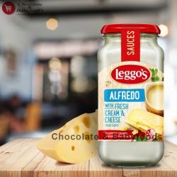 Leggo's with Fresh Cream & Cheese 490g